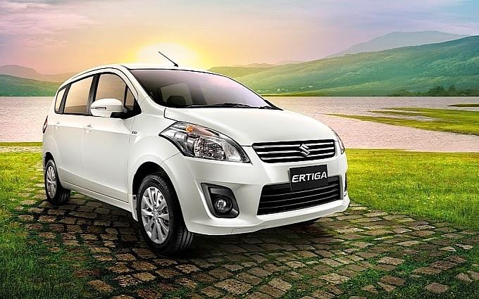 Suzuki sắp bán Ertiga 7 chỗ tại Việt Nam ?