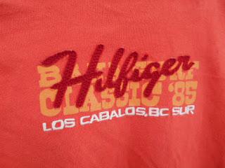 トミーヒルフィガーのロゴ