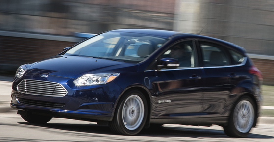 2020 Ford Focus Electric Review