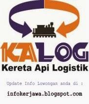 Lowongan Kerja PT Kereta Api Logistik