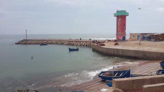 Imsouane : un petit port de pêche
