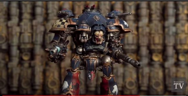 Waiting on Imperial Knights: Compilation of Rumored Knights Coming