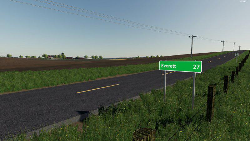 FS19 Clover Creek – 4x size map – v1 1