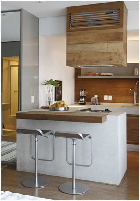 SMALL KITCHEN IDEAS - RENOVATIONS FOR TINY KITCHENS ...