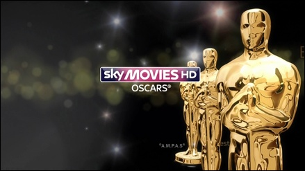 Sky Oscars HD - Astra Frequency