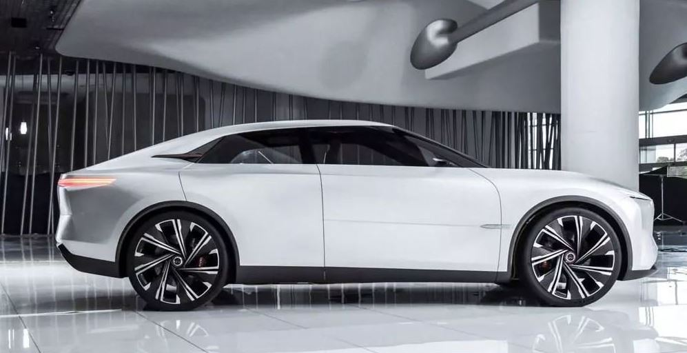 Infiniti Qs Inspiration Concept was revealed by a leakage of
