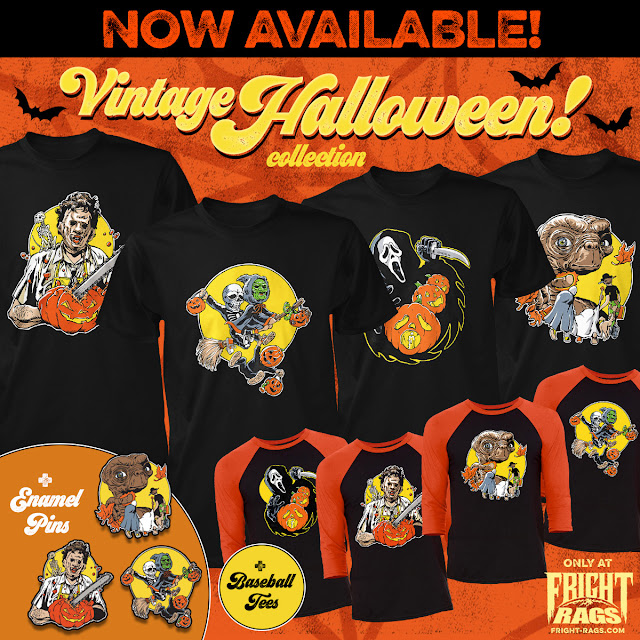 Fright rags merchandise image