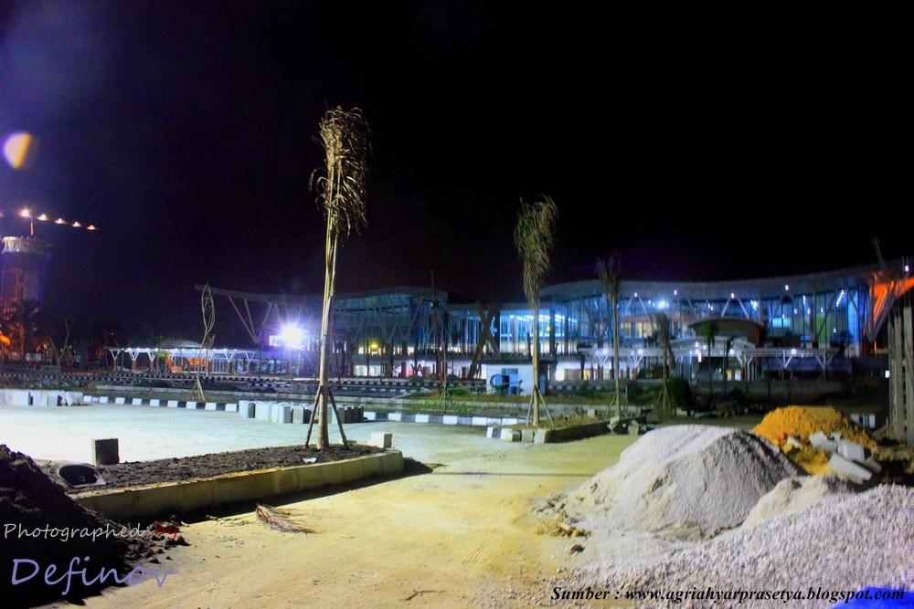 SSK II Bandara Tercantik di Indonesia | Agri Ahyar Prasetya