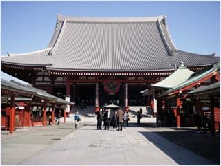 วัดเซ็นโซจิ (Sensoji Temple)