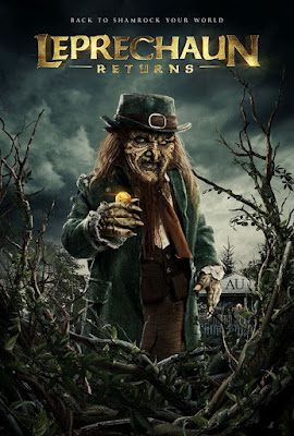 Leprechaun Returns 2018 DVD R1 NTSC Latino