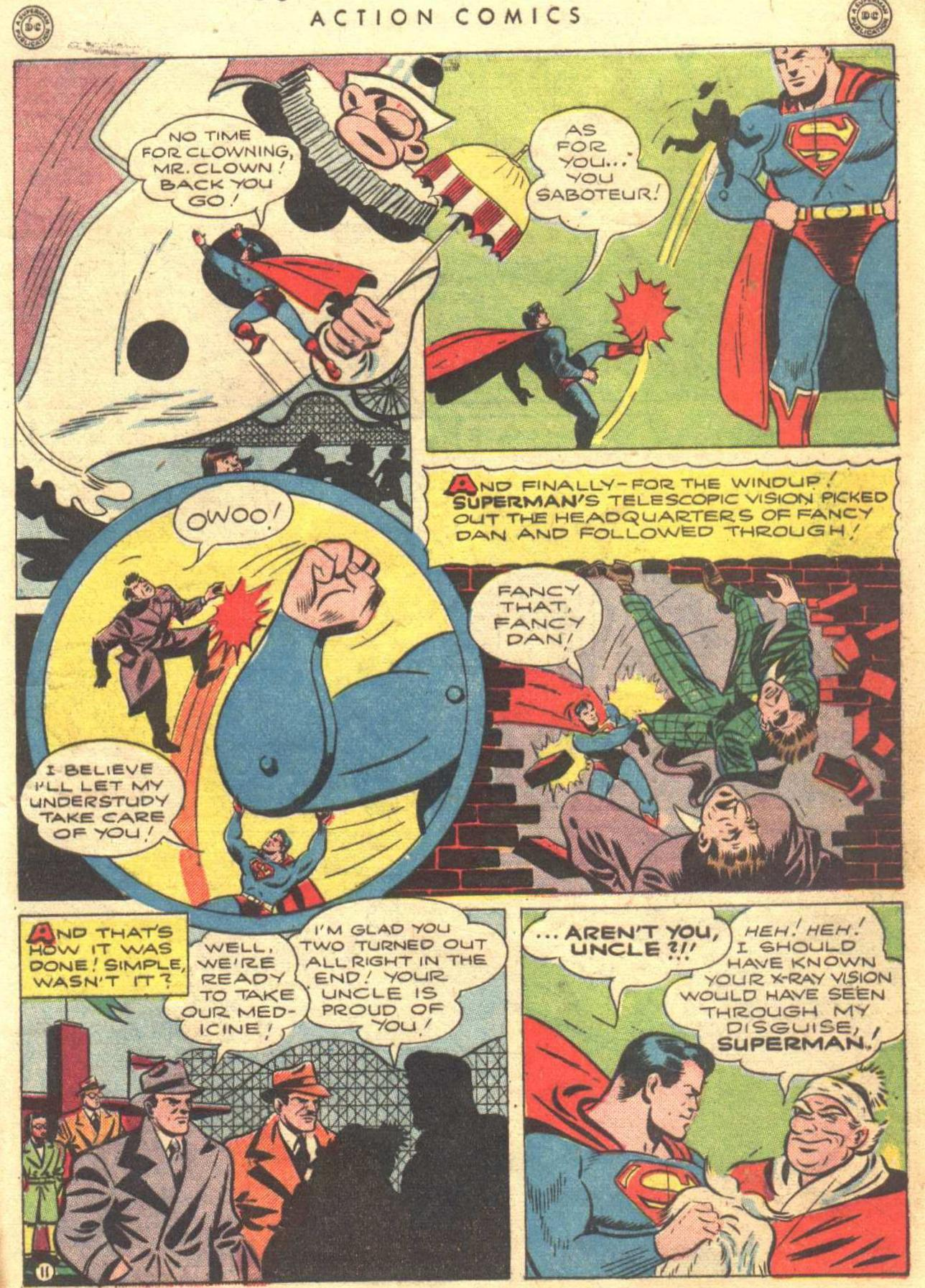 Read online Action Comics (1938) comic -  Issue #81 - 13