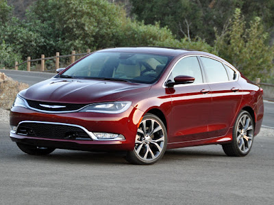 Chrysler 200 Sedan auto show Hd Pictures