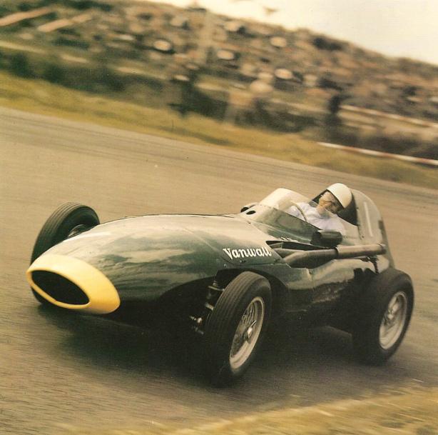 Vanwall, el garajista que conquistó la F1