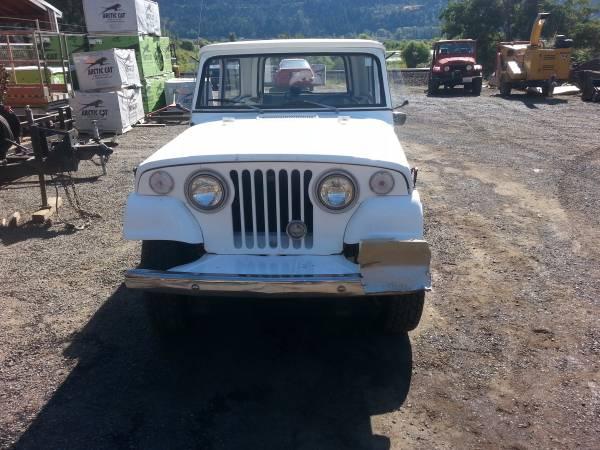 1970 Jeep Commando 4x4