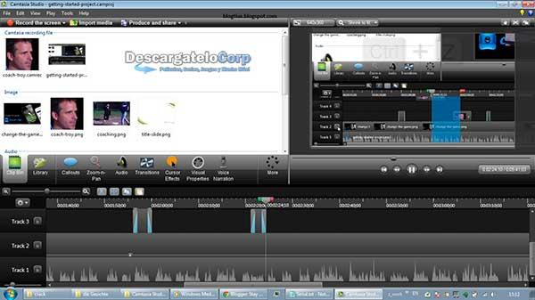 TechSmith Camtasia Studio 8 Capture y Edite Vídeos Fácilmente