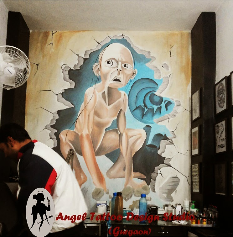 3D Wall Paintings, Wall Tattoos