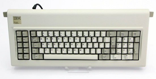 IBM 5150 keyboard