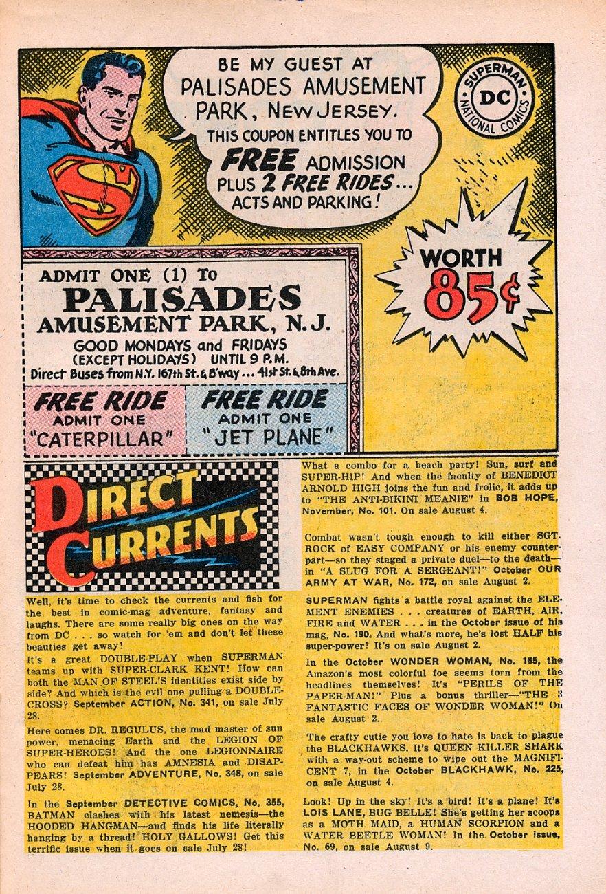 Read online World's Finest Comics comic -  Issue #160 - 23