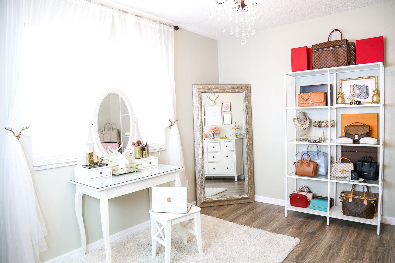 Styled Adventures Office Tour How I Grew My Blog