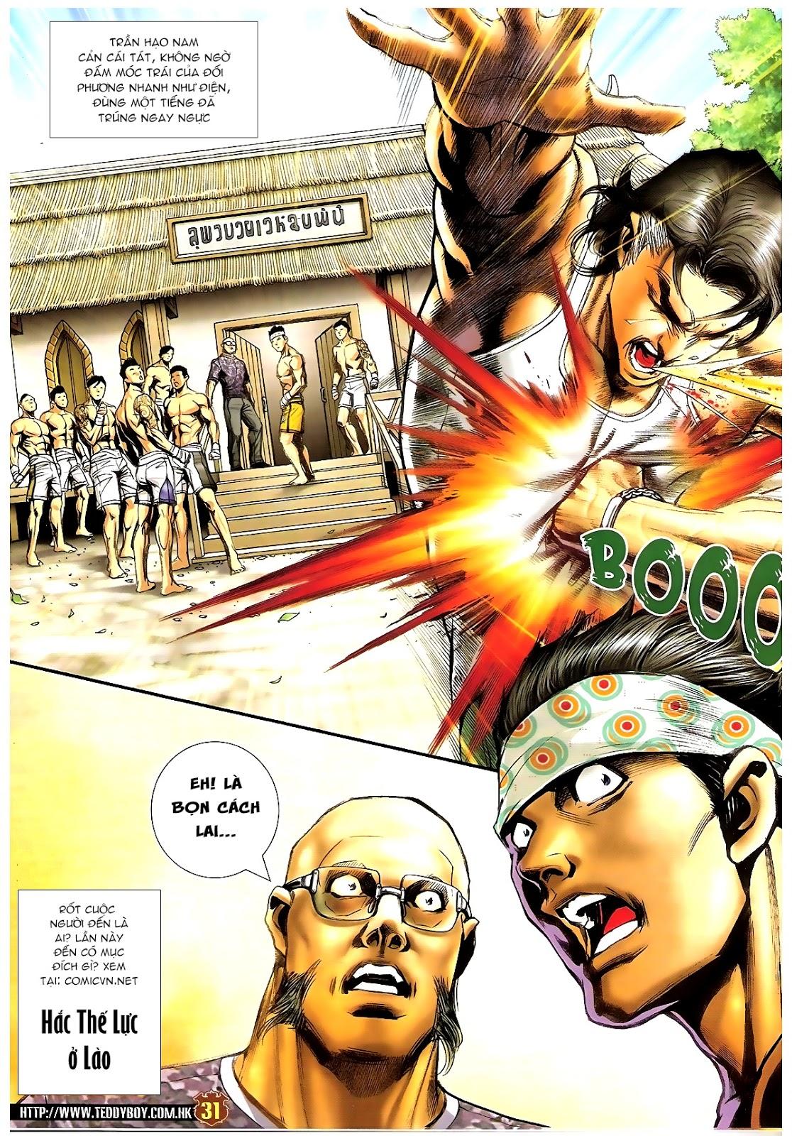 Người Trong Giang Hồ - Chapter 1391: Truyền kỳ nửa đời sau - Pic 29