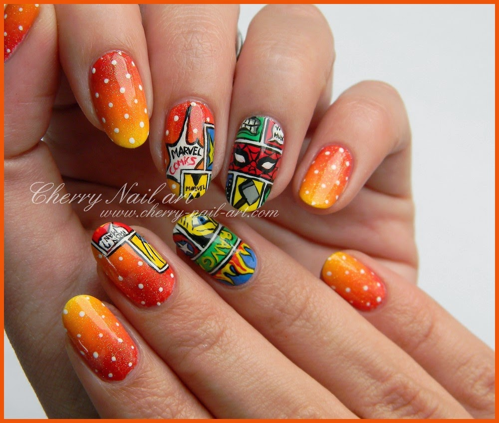 Blog Mode Beauté: Nail Art BD Super