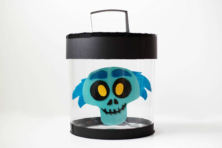 hatbox ghost by all for the boys  - Ghost crafts for kids