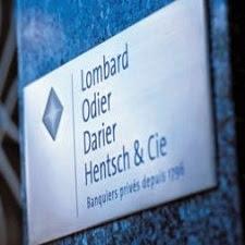 Lombard Odier, asesoramiento de productos bancarios de inversión