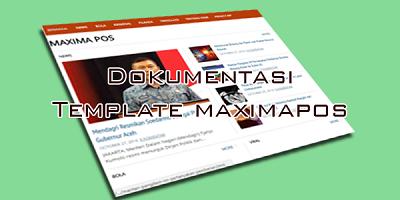 template maximapos documentation