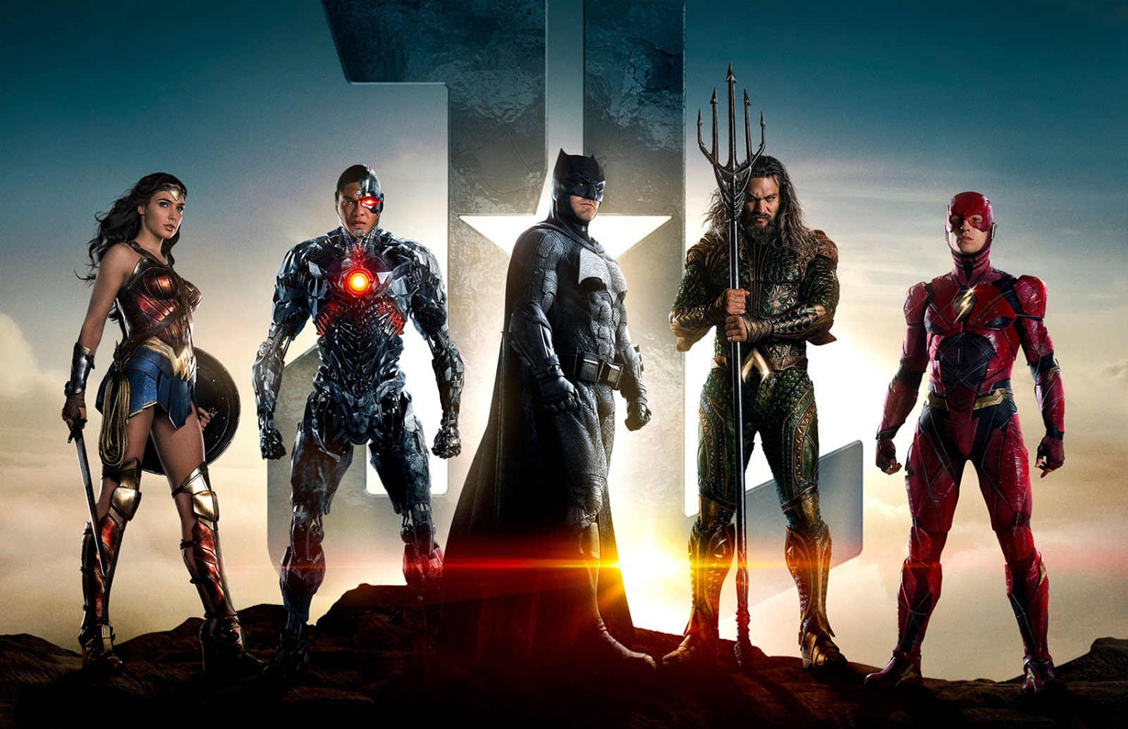 'Justice League' Movie Review: The League