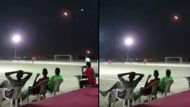 Laga Sepak Bola di Yaman Dihiasi Serangan Rudal, Penonton Tetap Santai