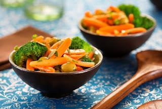 Cara Diet Sehat Secara Alami Konsumsi Sayur Pembakar Lemak