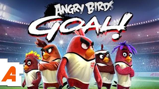 Angry Birds Goal! v0.4.11 Apk Mod [Dinero]