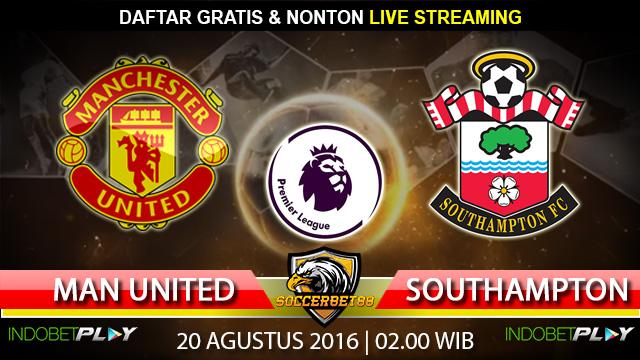 Prediksi Manchester United vs Southampton 20 Agustus 2016 (Liga Inggris)