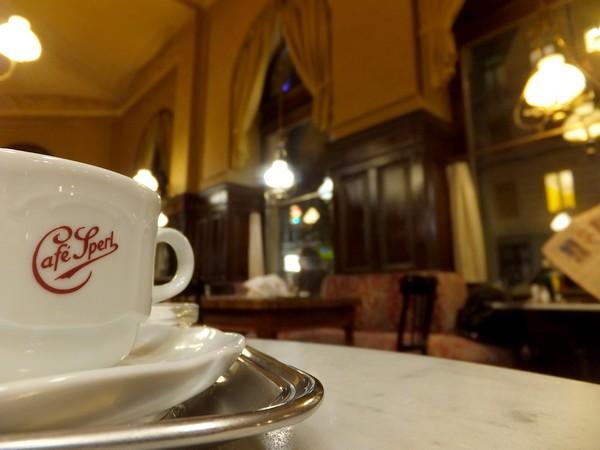 Vienne Vienna Wien café sperl