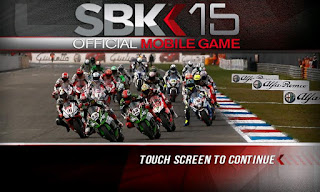 Download SBK15 Official Mobile Game Apk
