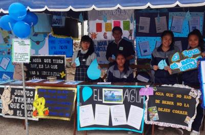 Lanzan concurso escolar para el desarrollo del agua