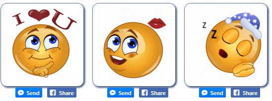facebook Animated Emoji