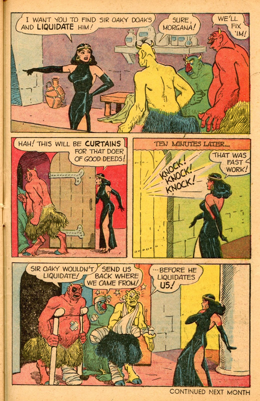 Read online Famous Funnies comic -  Issue #155 - 49