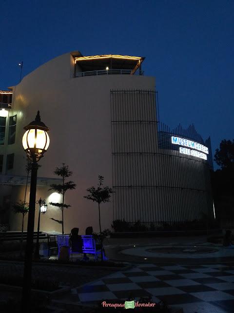 taman museum deli serdang