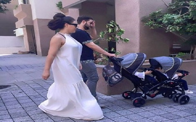 Father Of Nadia Buari's Twin Daughters is