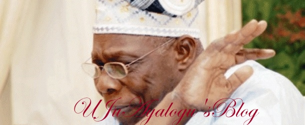 I make no apologies for treading on toes - Obasanjo