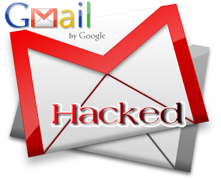 Hacked gmail logo