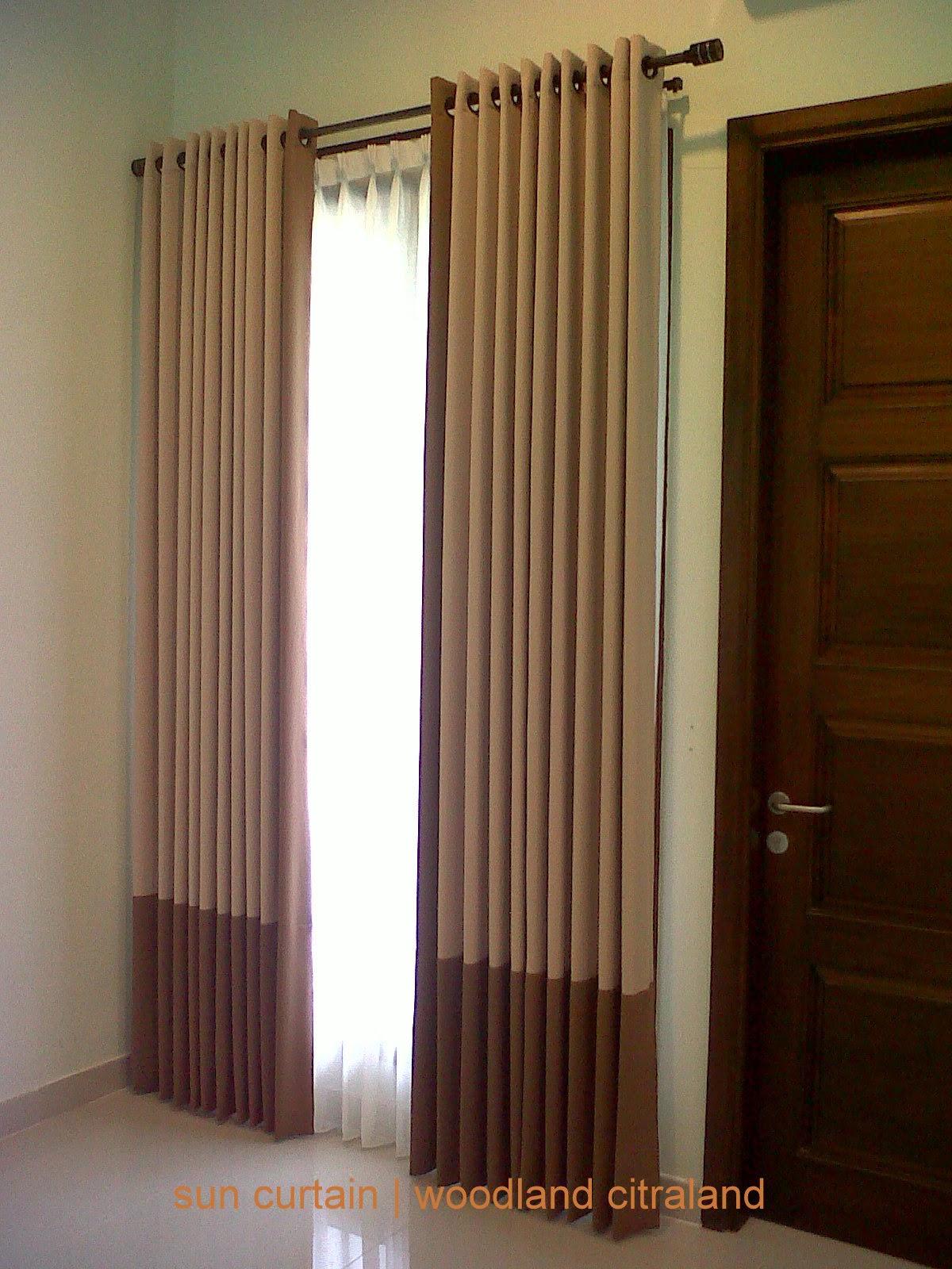 model gorden minimalis jendela kecil