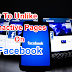 Facebook Par Inactive Pages Ko Unlike Kaise Kare