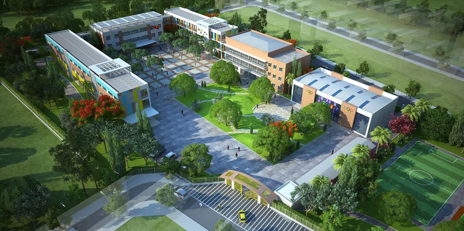 Bệnh viện khu đô thị biệt thự Dương Nội,