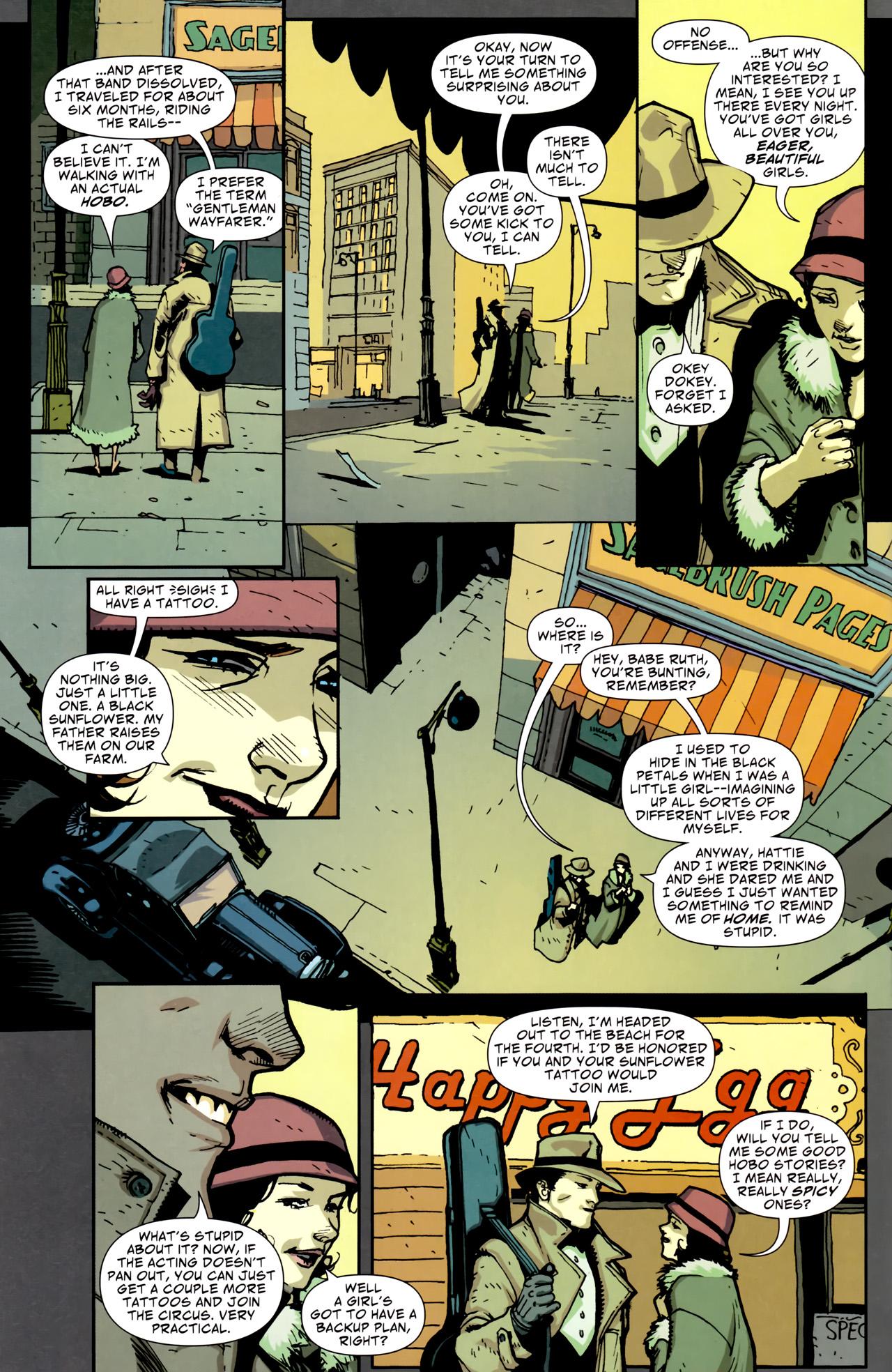 Read online American Vampire comic -  Issue #1 - 10