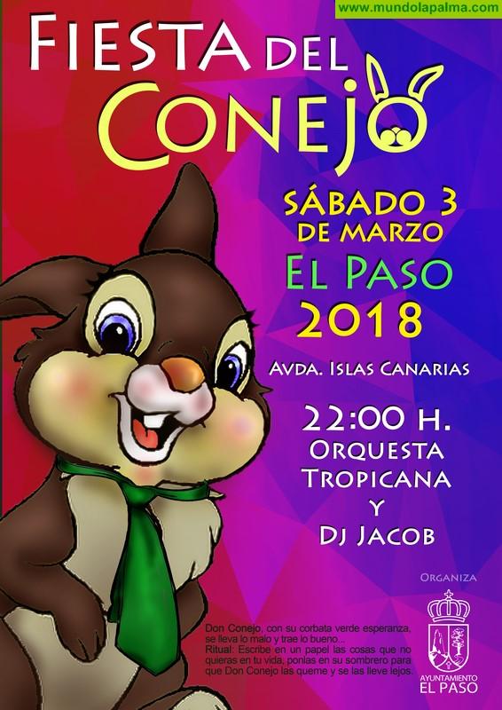 El sábado en El Paso, Don Conejo te quema lo malo y se lo lleva lejos