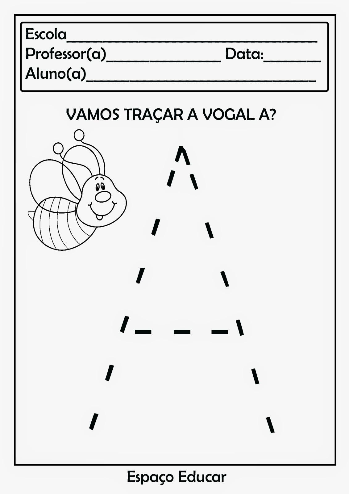 Download 28 Atividades Com Vogais Prontinhas Para Voce Imprimir