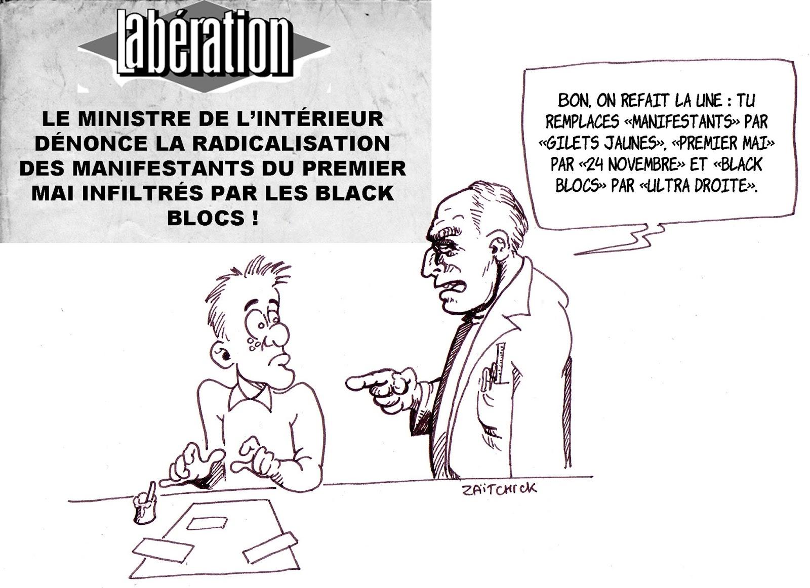 Zaitchick S Blog Du Jaune A La Une