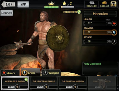 hercules the official game mod apk characters